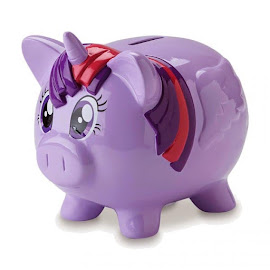 MLP Piggy Bank Twilight Sparkle Figure by FAB Starpoint
