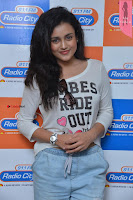Cute Actress Misti Chakravarthi at Babu Baga Busy Team at Radio City ~  Exclusive 8th April 2017 023.JPG