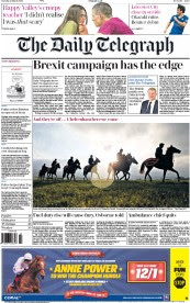 Telegraph Tuesday