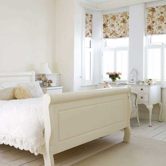 "Five Ways for Homeowners to Create a ""White Done Right"" Bedroom In England Home Design on"