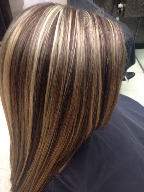Highlight Color Short Hair Amazing Multi Colored Highlights The Haircut Web
