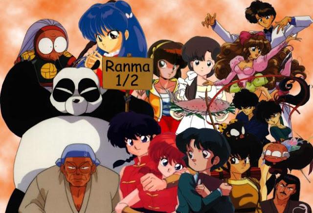 Ranma ½ - Daftar Anime Martial Arts Terbaik dan Terpopuler