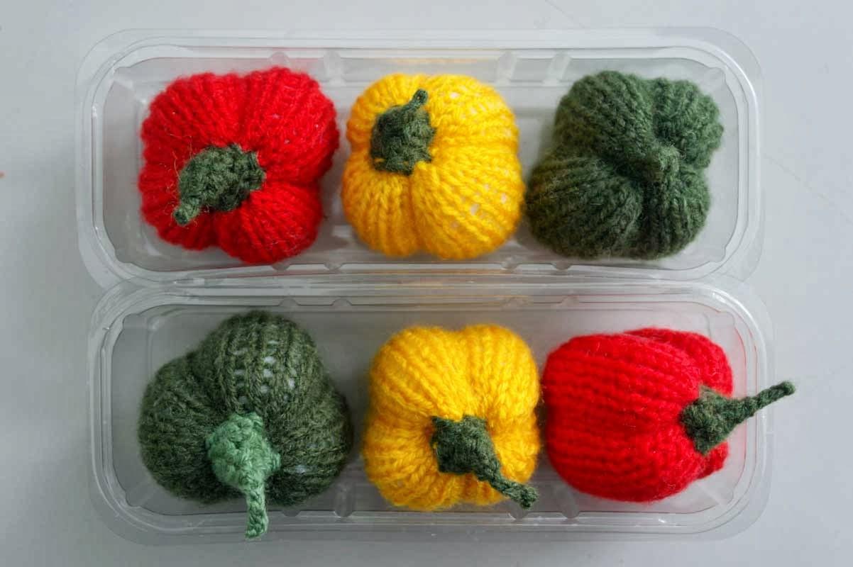 Du Zuerst Obst Und Gemüse Aus Wolle