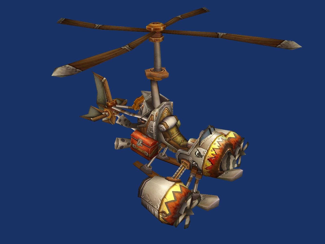 Dota Tutorial: Gyrocopter, Aurel Vlaicu - Guide