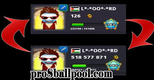 100 coins to 500Million coins! 8 ball pool by miniclip. Enjoy