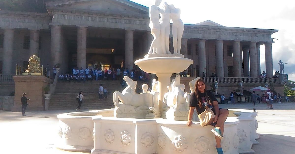 Temple Of Leah A Little Piece Of Greece In Cebu Exotic