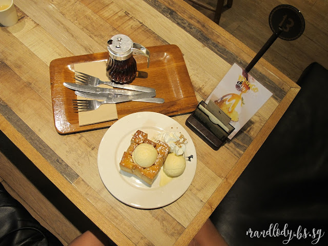 After You Signature Shibuya Honey Toast