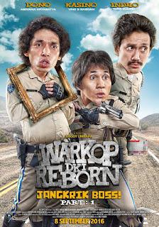 Download Film Warkop DKI Reborn: Jangkrik Boss! (2016)