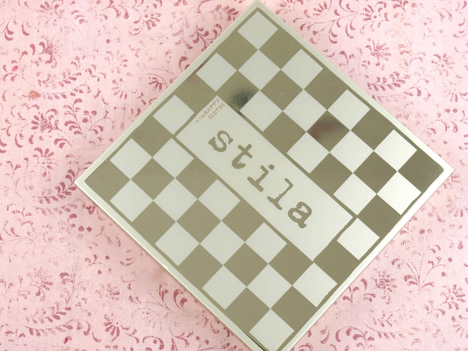 Stila Matte 'n Metal Eyeshadow Palette: Review and Swatches