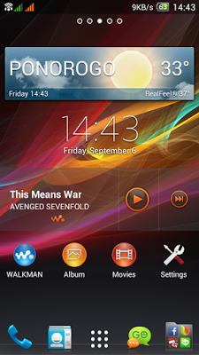 Custom Rom Gaming Xperia T Andromax C2 OLD/NEW Fix Kamera