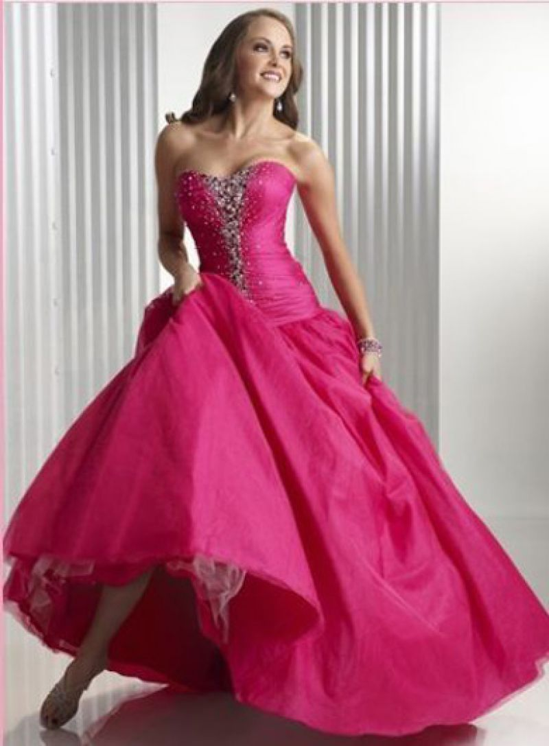 prom dress styles formal and informal