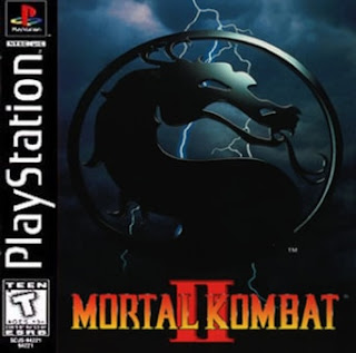 Mortal Kombat 2 Ps1