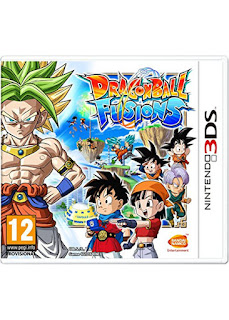 GAMES DEALS : Dragonball Fusions Nintendo 3DS, £24.99 + FREE UK Postage @ BASE