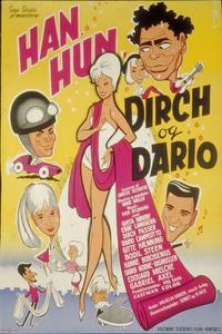 Watch Han, hun, Dirch og Dario Online Free in HD