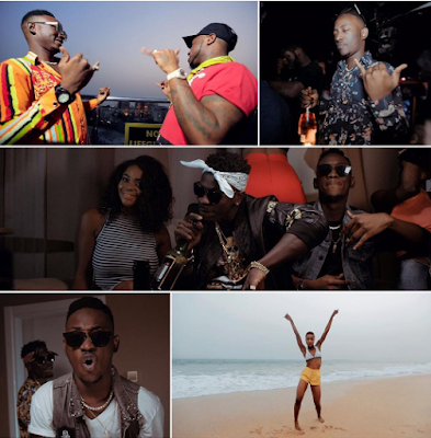 VIDEO: Dammy Krane X Davido – Ladies