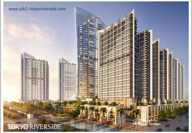 Apartemen Tokyo RIverside PIK 2 Jakarta