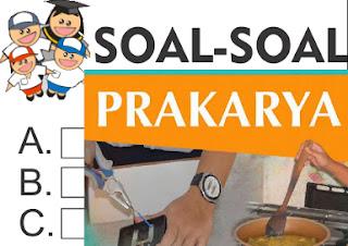 Soal UAS Prakarya Kelas 7