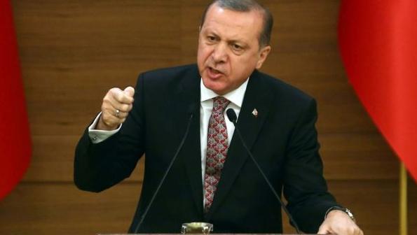 Erdogan Mengucapkan Belasungkawa Kepada Pemimpin Arab Atas Serangan Teror