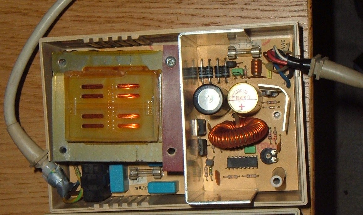 Tynemouth Software: Commodore 128 Repair - Part 1 PSU