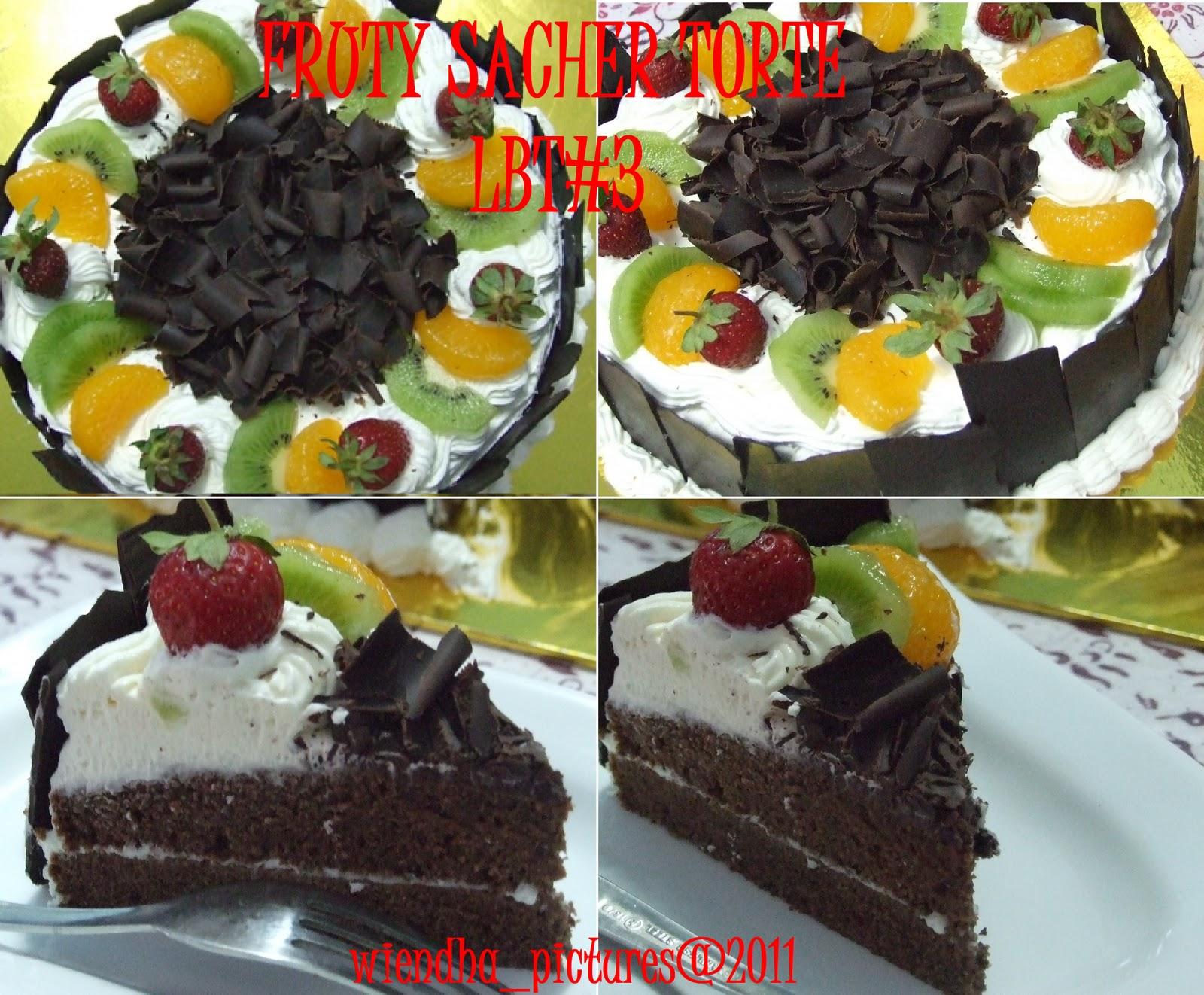 Resep Fruit Cake Ricke