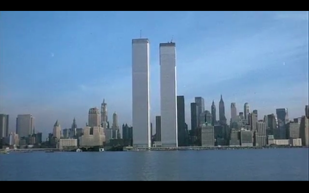 Two Twin Towers New York