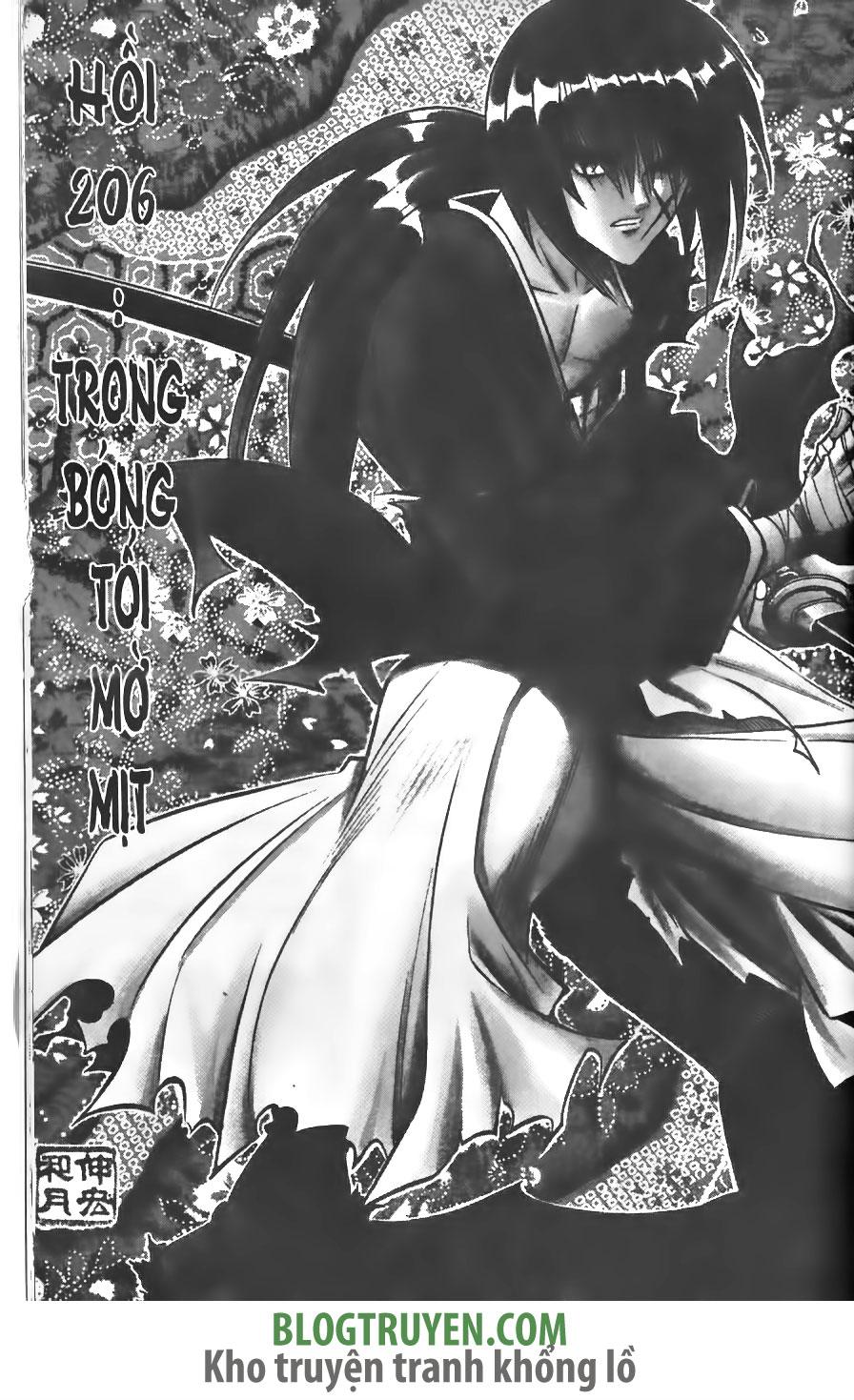 Rurouni Kenshin chap 206 trang 3