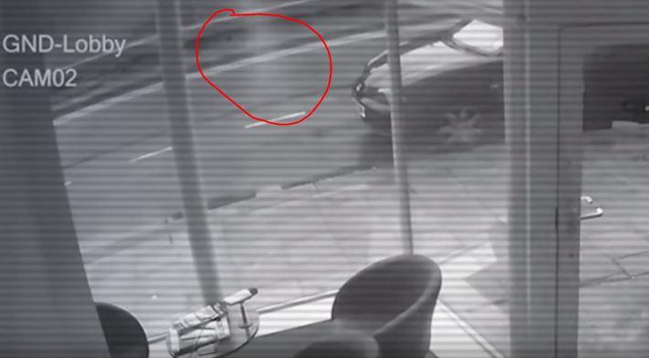 Inilah 5 Penampakan Hantu yang Terekam di CCTV