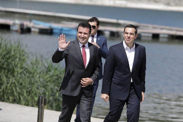 «Μακεδονικό»: Τα «γκρίζα» σημεία στην εφαρμογή της Συμφωνίας και η καθίζηση του ΣΥΡΙΖΑ