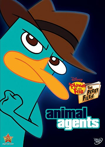 Phineas And Ferb: Animal Agents [2013] [DVDR] [NTSC] [Latino]