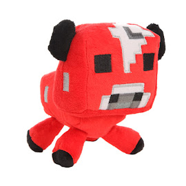 Minecraft Jazwares Mooshroom Plush