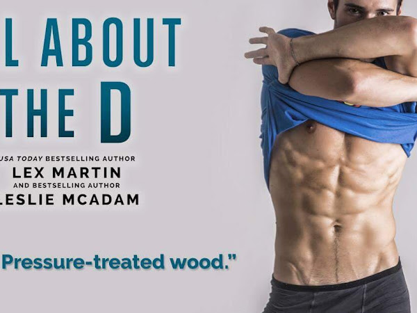 All About the D by Lex Martin & Leslie McAdam | Teaser