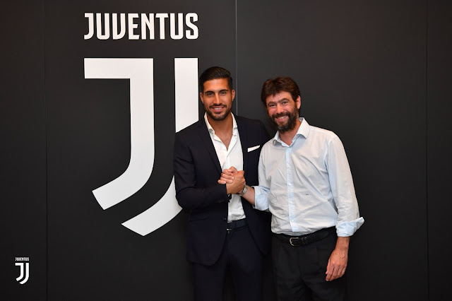 Official: Juventus sign Emre Can from Liverpool