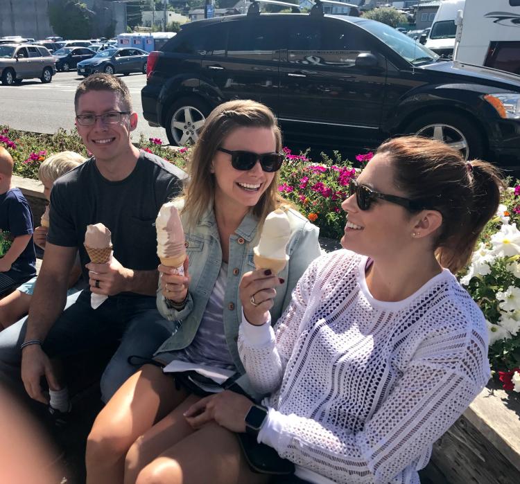 Ivar's Mukilteo Landing, Ivar's soft serve ice cream
