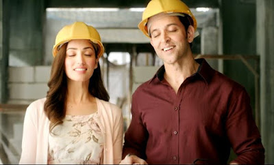 Hrithik Roshan & Yami In Upcoming Kaabil Film