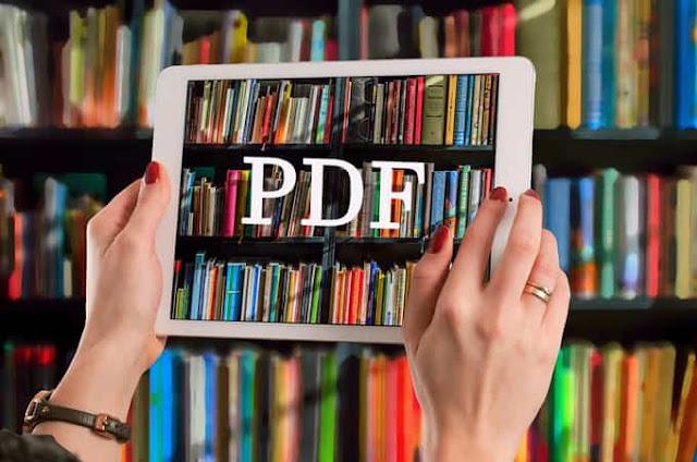 أفضل المواقع العربية لتحميل الكتب PDF مجانا