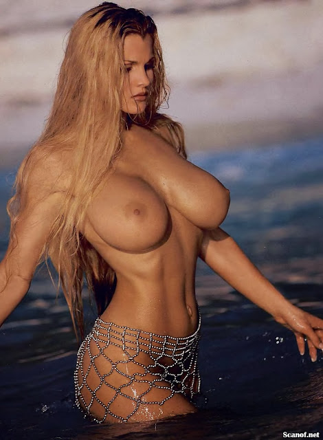 The Babes Of Baywatch  Playboy Usa June 1998  Magazine -5489
