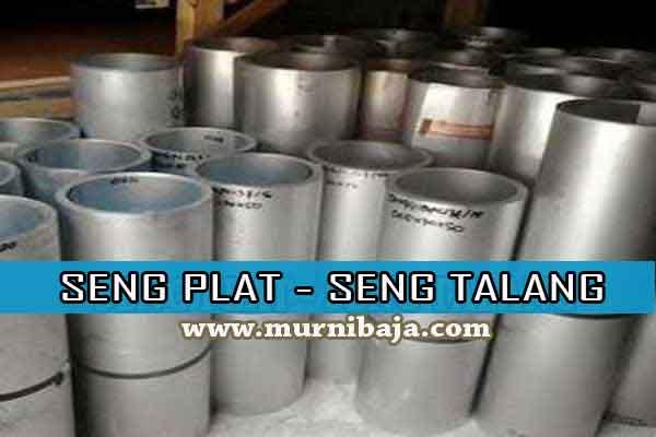 Harga Seng Plat Seng Talang Jakarta Timur 2020