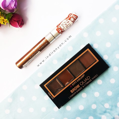 Current Brow Routine + Review