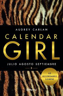 Calendar Girl 3 de Audrey Carlan