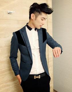 model baru blazer pria