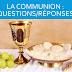 Diaporama : la communion c'est quoi ?