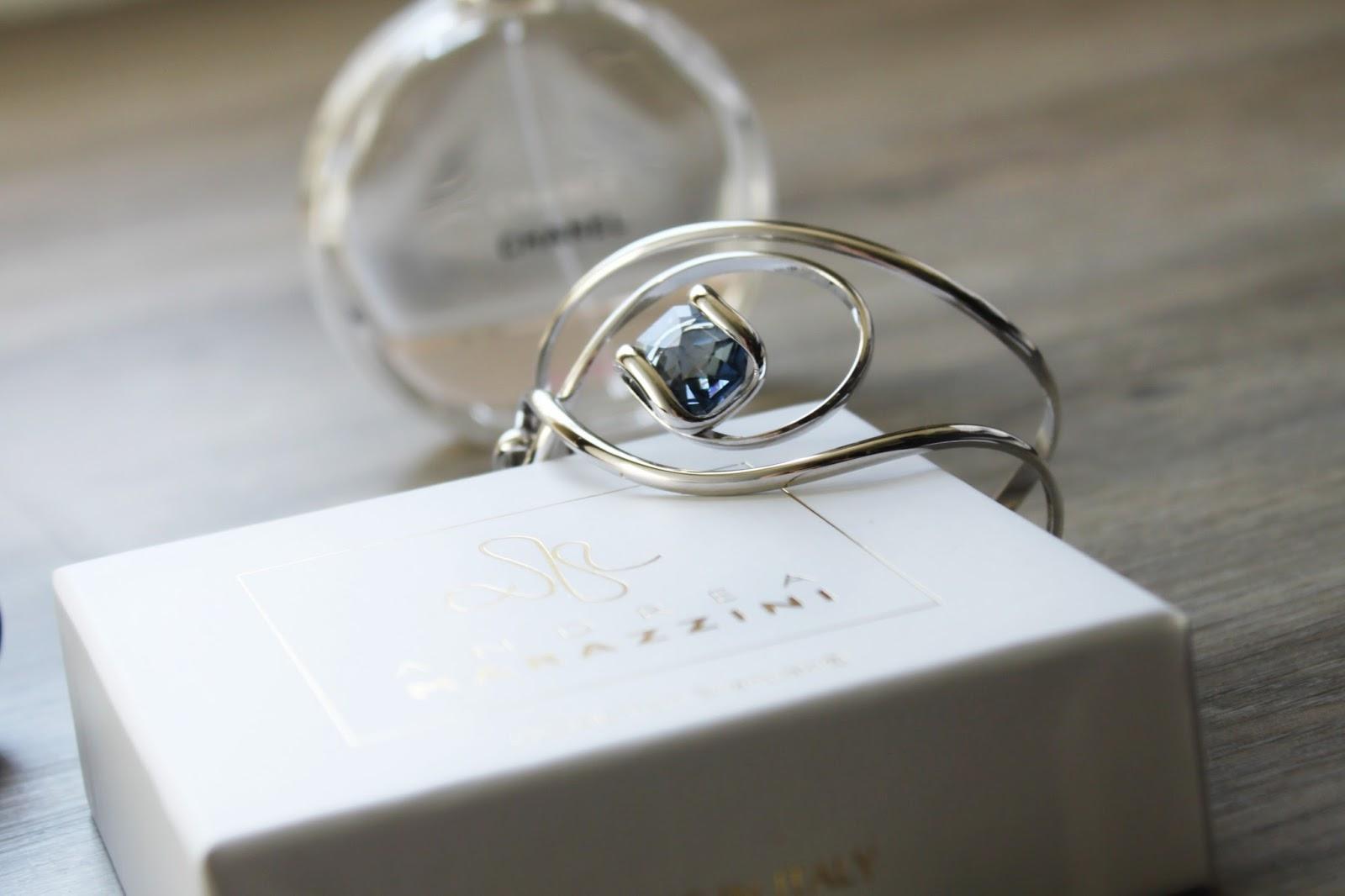 Bijoux Jonc Andrea Marazzini - Fait main en Italie - Exclusivité Foire de Paris - Cristal Swarovski  @DeuxAimes