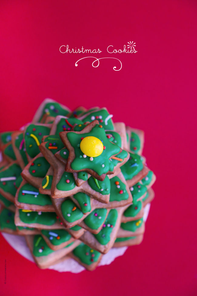 Christmas Cookie Tree