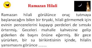 Ramazan Hilali  - Hayatın Gerçekleri - Komikler Burada
