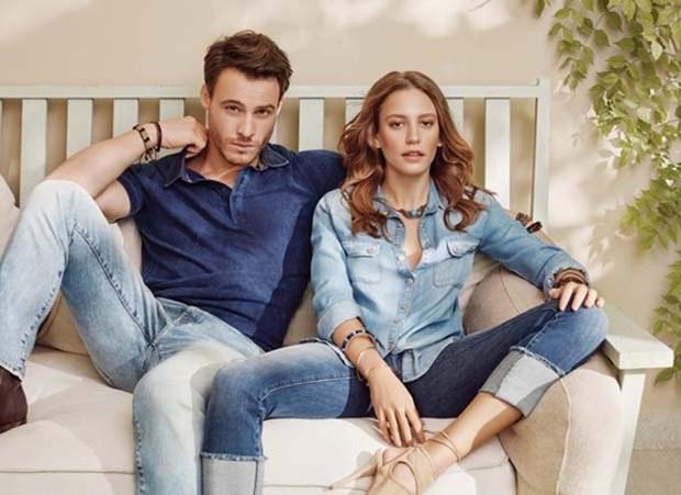 Kerem Bürsin și Serenay Sarıkaya