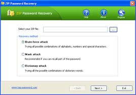 اليكم برنامج advanced zip password recovery crack بالتفعيل برابط مباشر