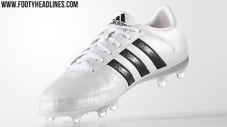 c9e1b992a9e030 Weiße Next-Gen Adidas Gloro 16.1 Fußballschuhe veröffentlicht - Nur ...