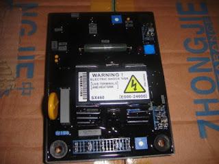 Jual Spare Part AVR Stamford SX460 untuk Genset