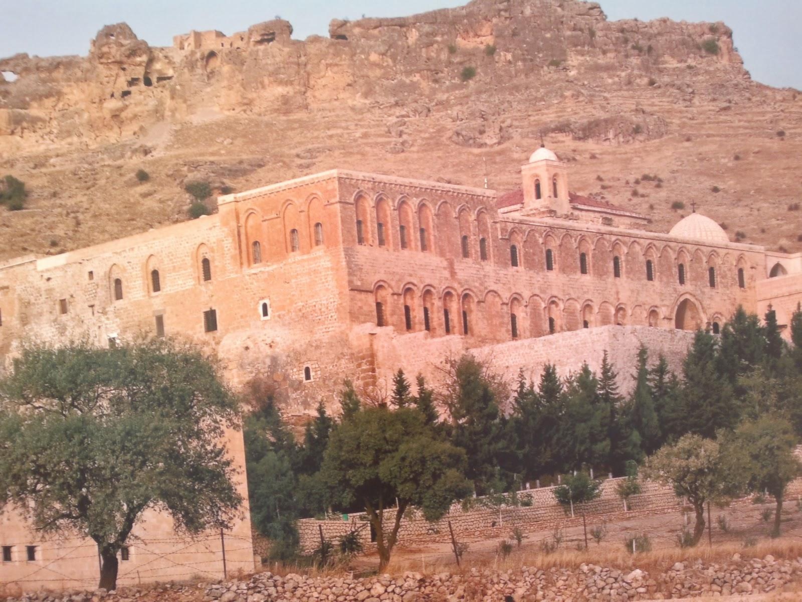 Mardin Manastırları Hakkında Bilgi