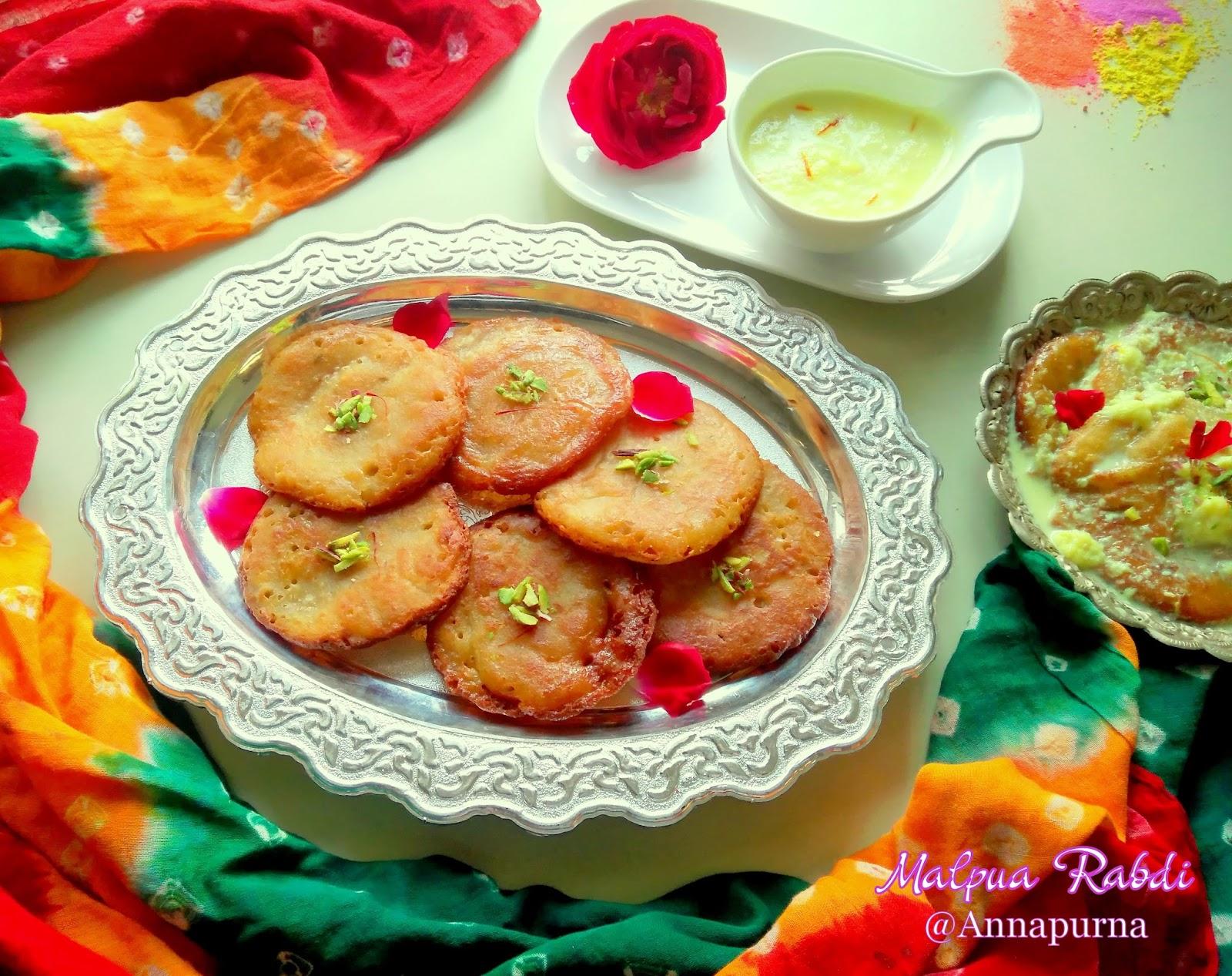 Annapurna malpua indian fried pancake recipe malpua is a traditional dessert popular in indian states of rajasthan uttar pradesh bihar west bengal orissa and maharashtra forumfinder Images